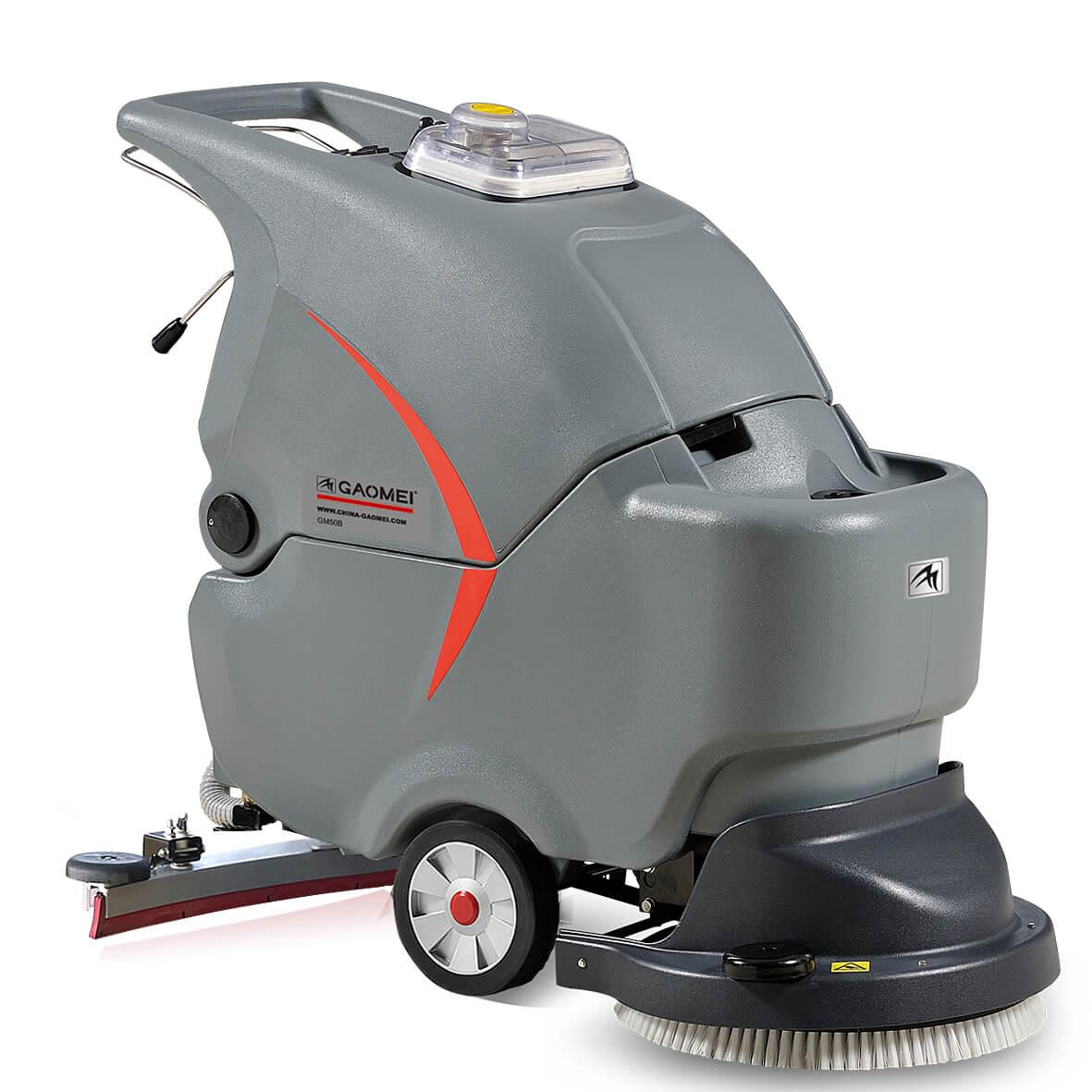 高美GM50B手推式全自动洗地机